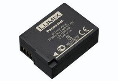 DMW-BLC12E pour FZ200 FZ300 FZ1000 G7 G80 G90