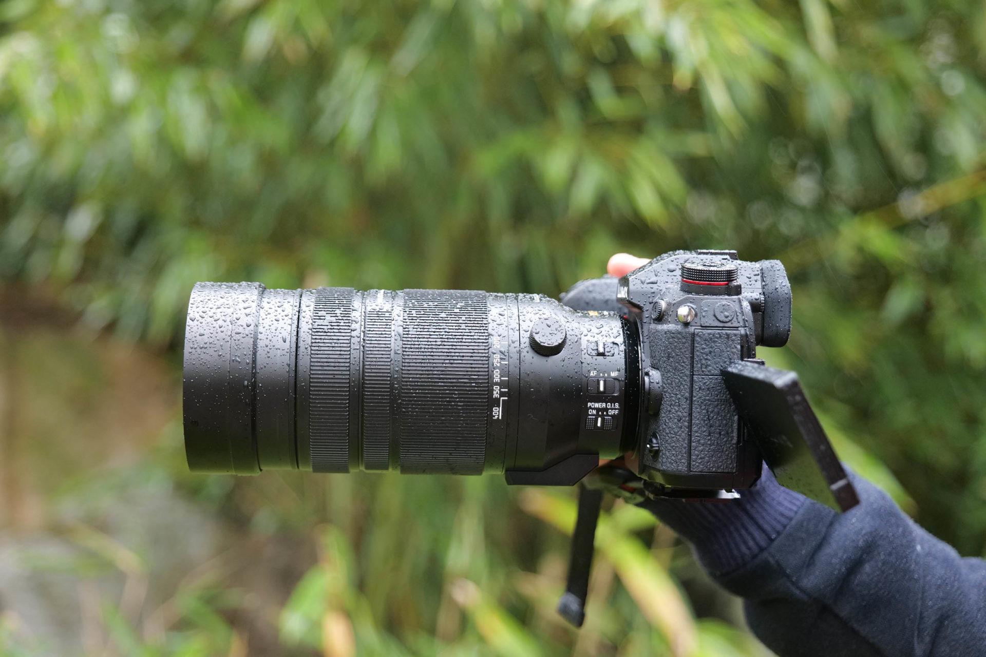 Panasonic Leica 100-400 mm f4.0-6.7
