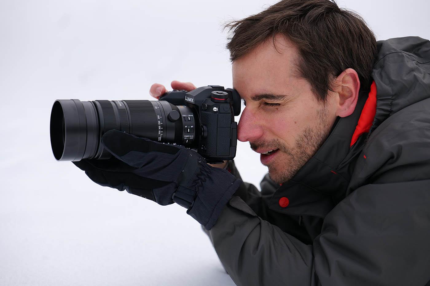 Panasonic Leica 100-400 mm f4-6.7