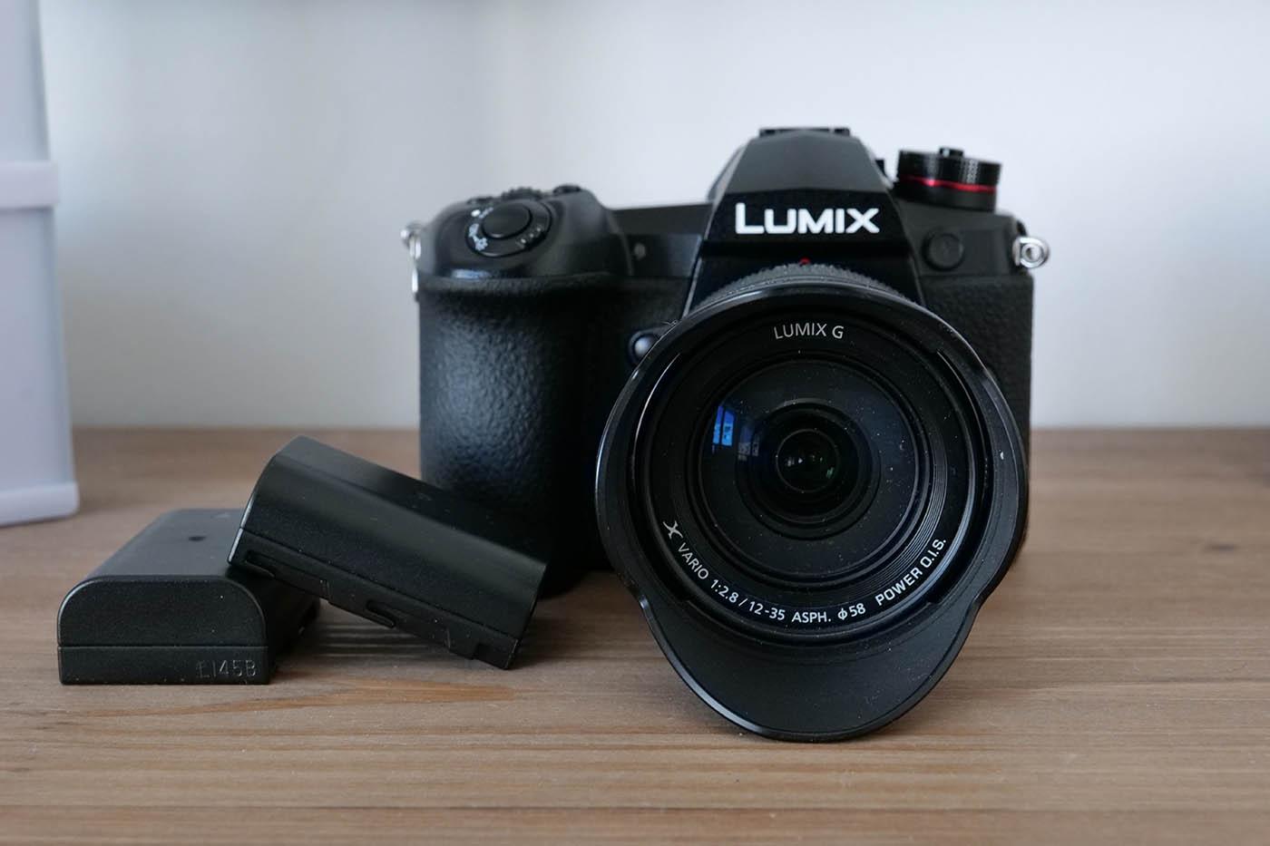 batterie de secours pour appareil photo