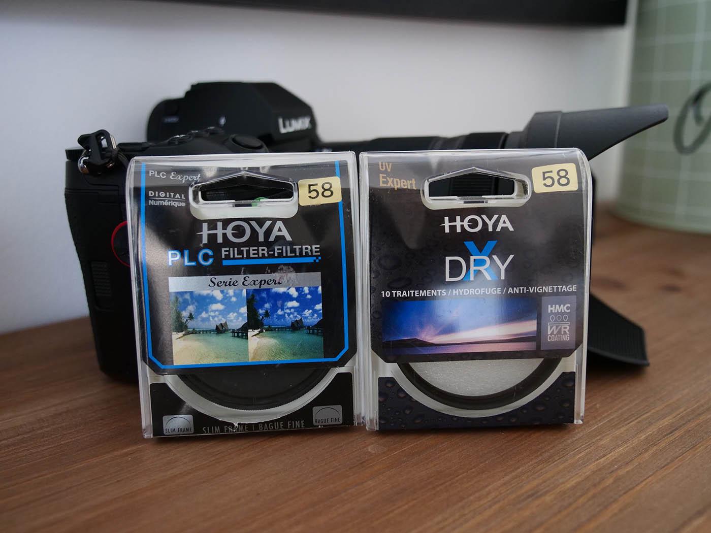 filtres UV et polarisant sont accessoires photo incontournables pour débuter