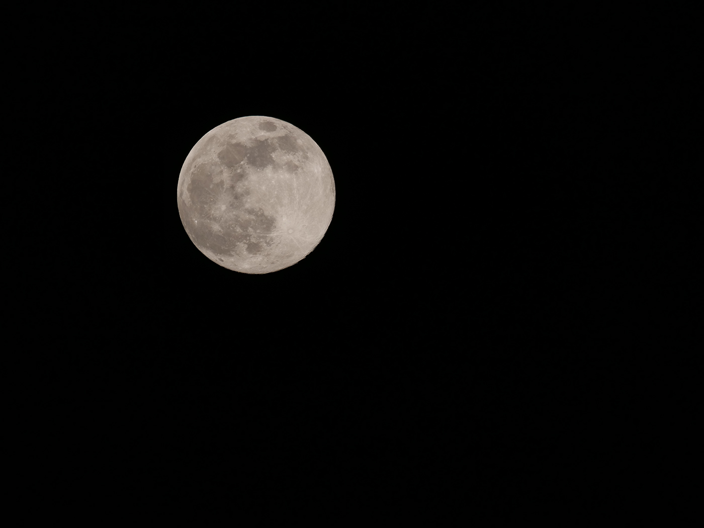 comment prendre des photos de la Super Lune