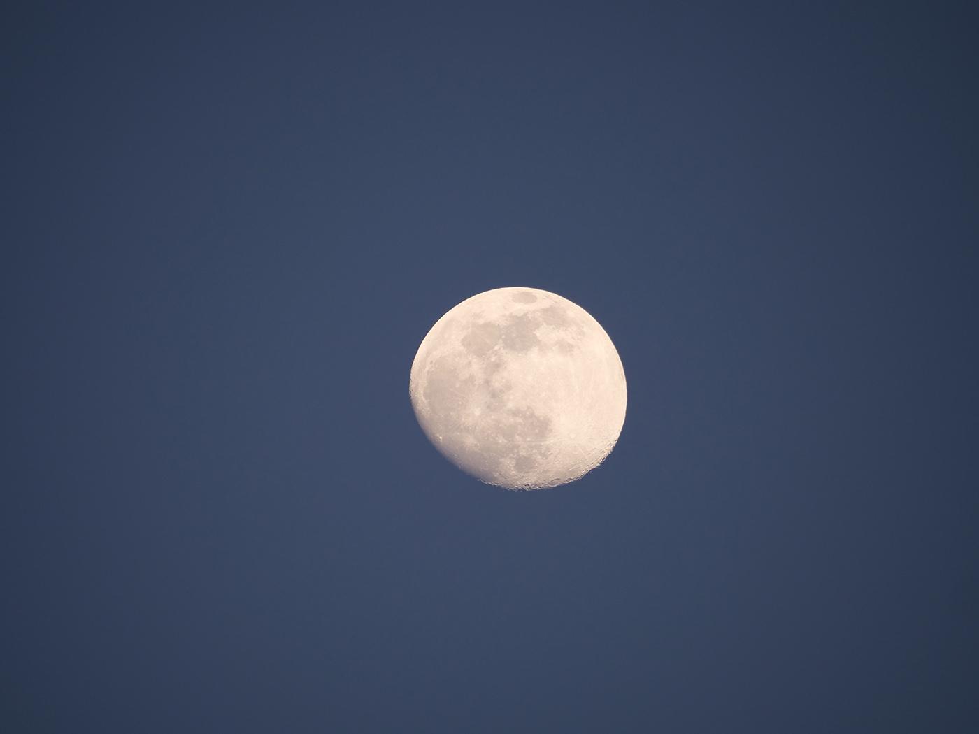 réussir des photos de la Lune