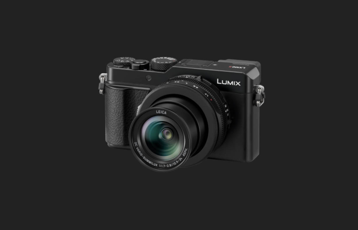 Panasonic LX100 II optique Leica