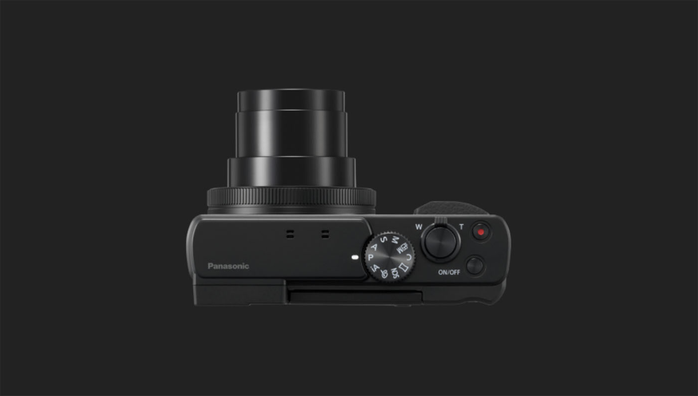 Compact grand zoom Panasonic TZ95