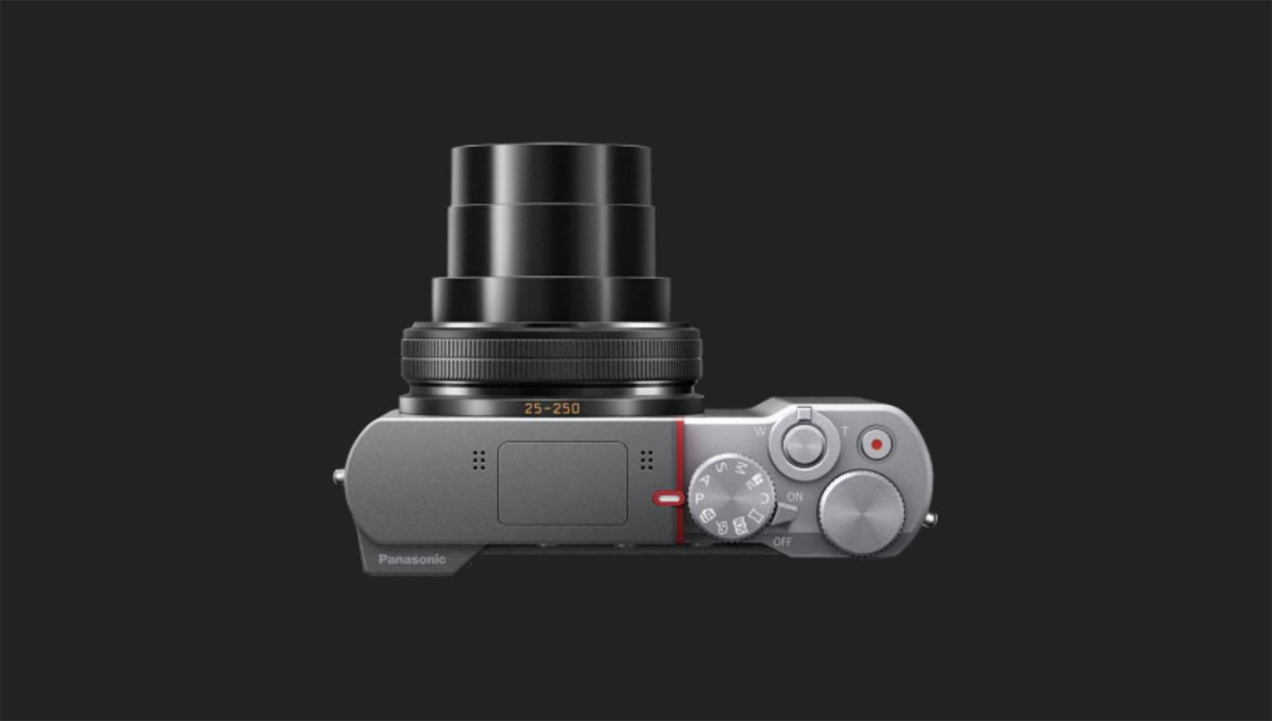 appareil photo compact avec zoom