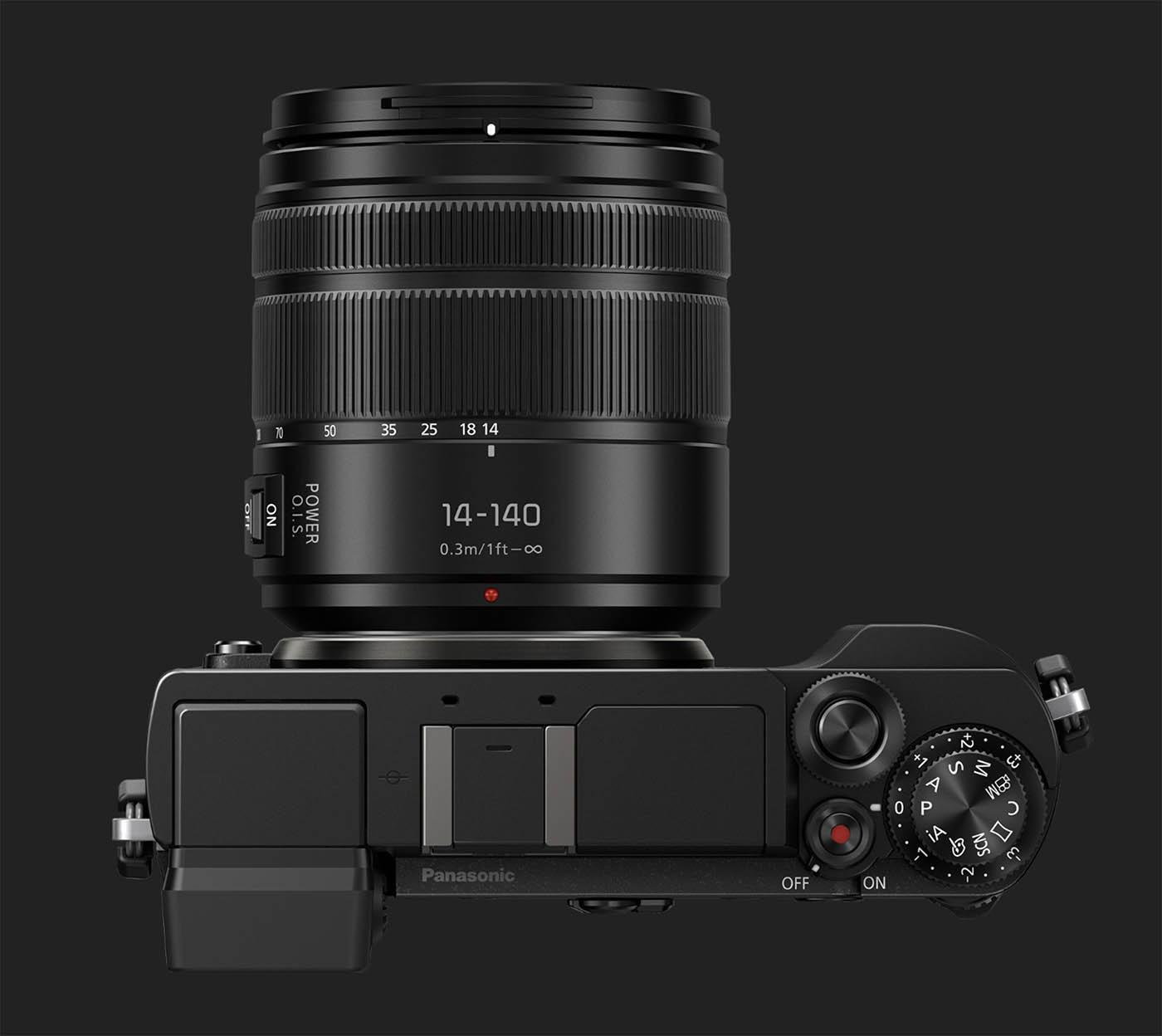 appareil photo hybride Panasonic Lumix