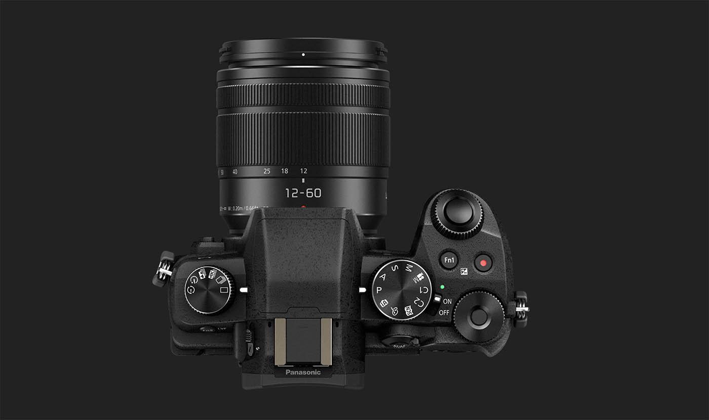 meilleur appareil photo hybride Lumix pour débuter