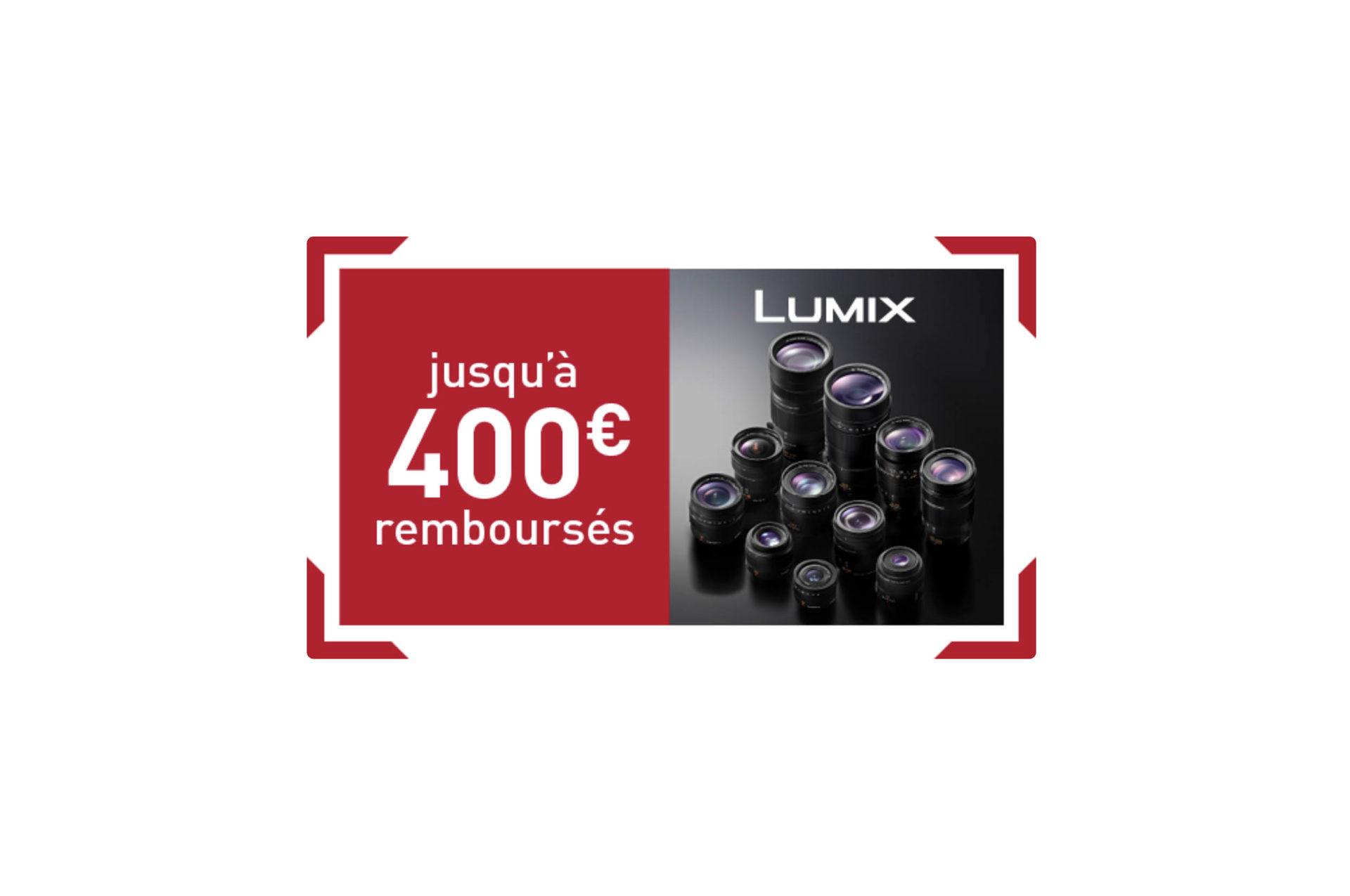 Lumix Week Bon Plan Panasonic Lumix