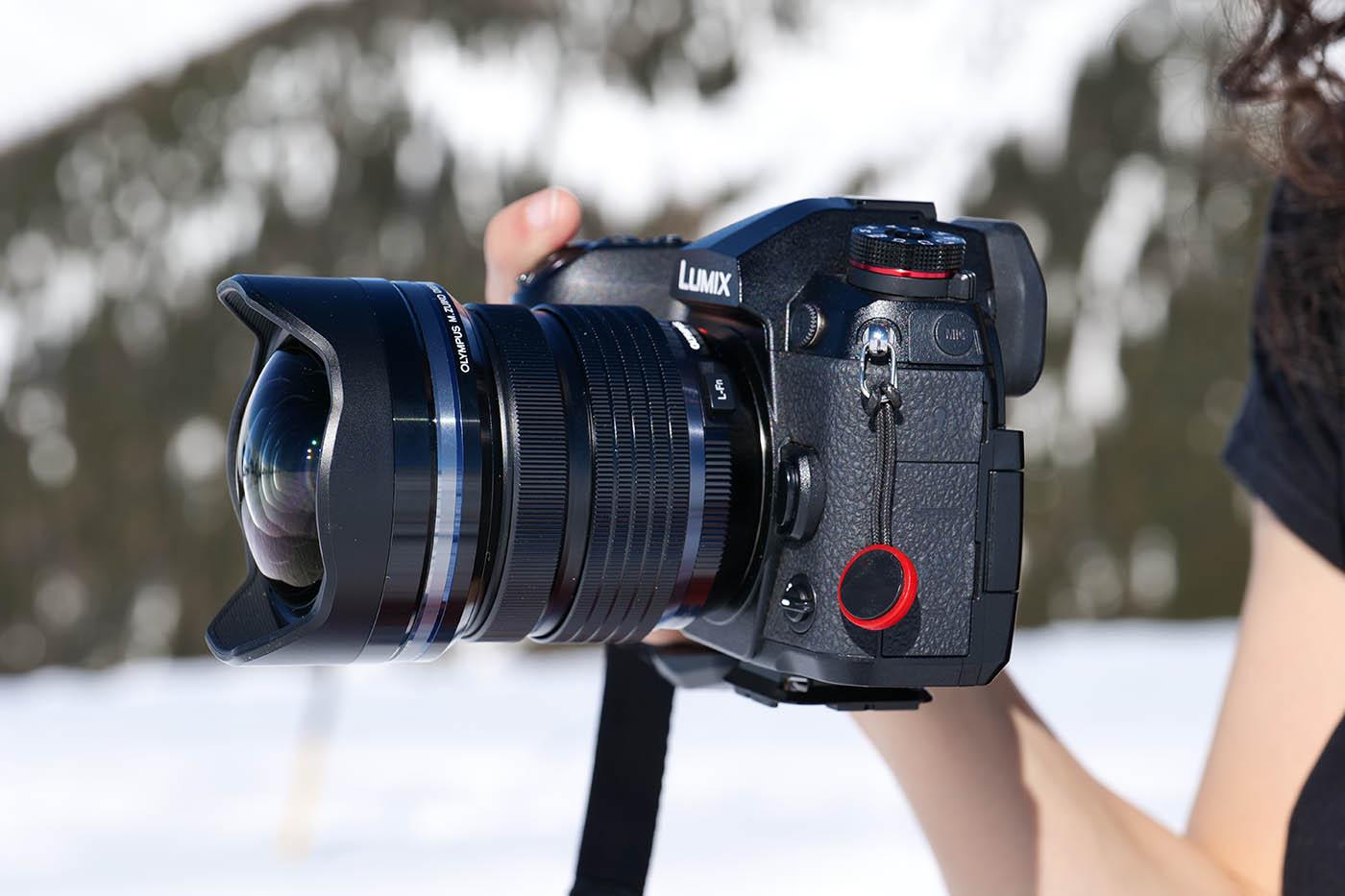 Olympus 7-14 mm f2.8 test