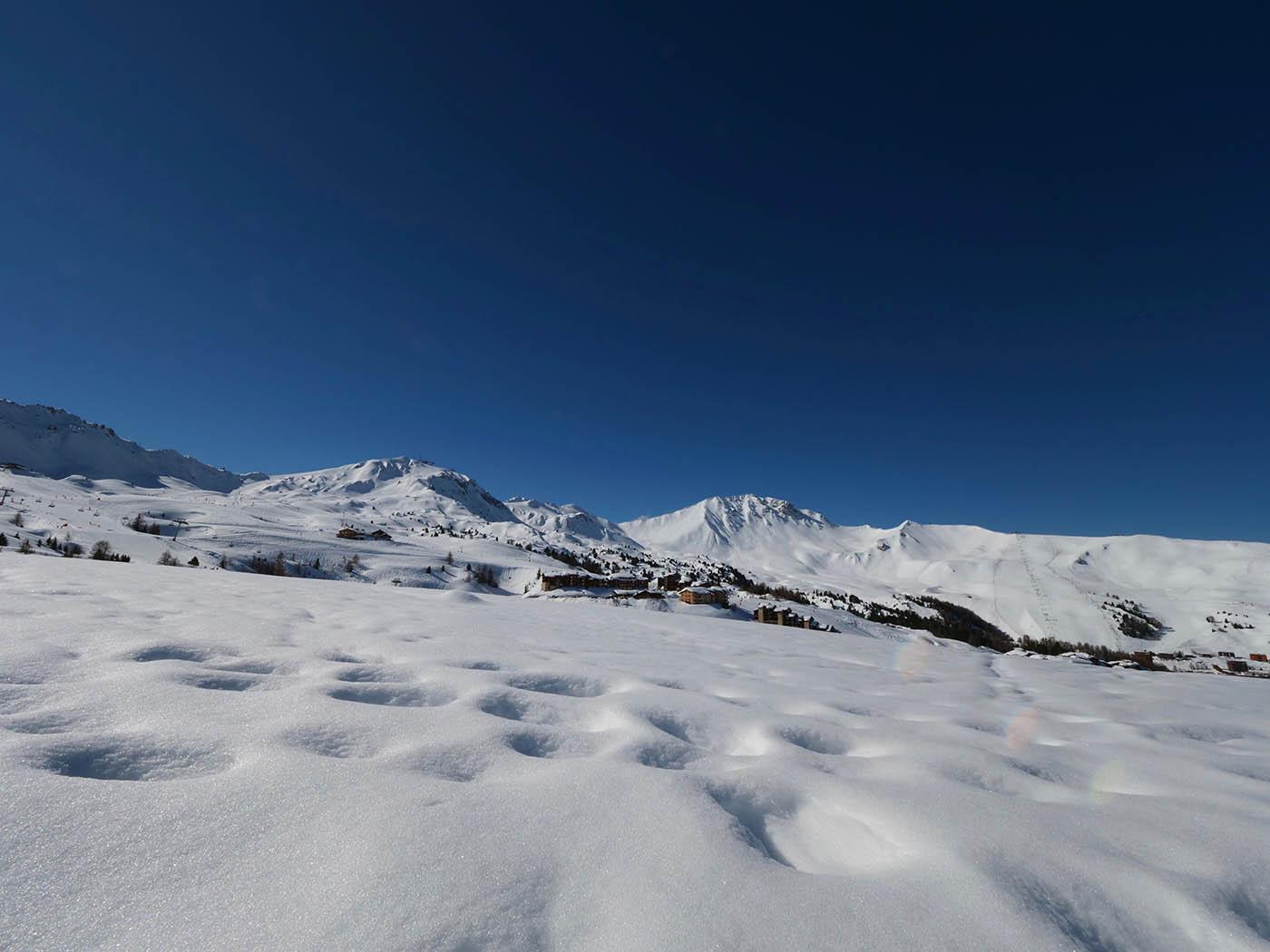 Test en montagne du Olympus 7-14 mm f2.8 Pro