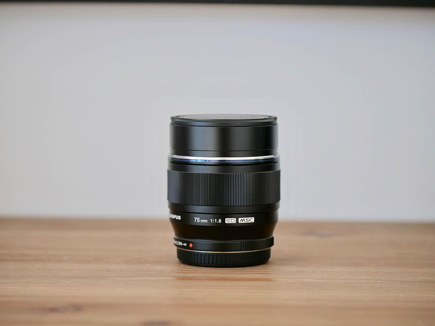 focale fixe micro 4/3 Olympus Zuiko Digital