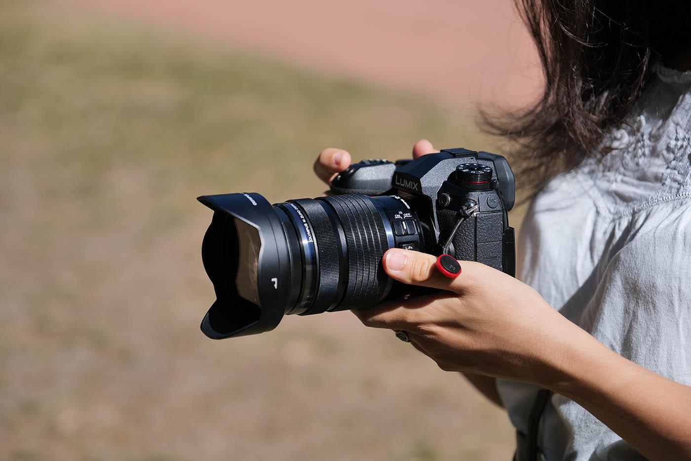 Olympus 12-100 mm f4.0 prise en main