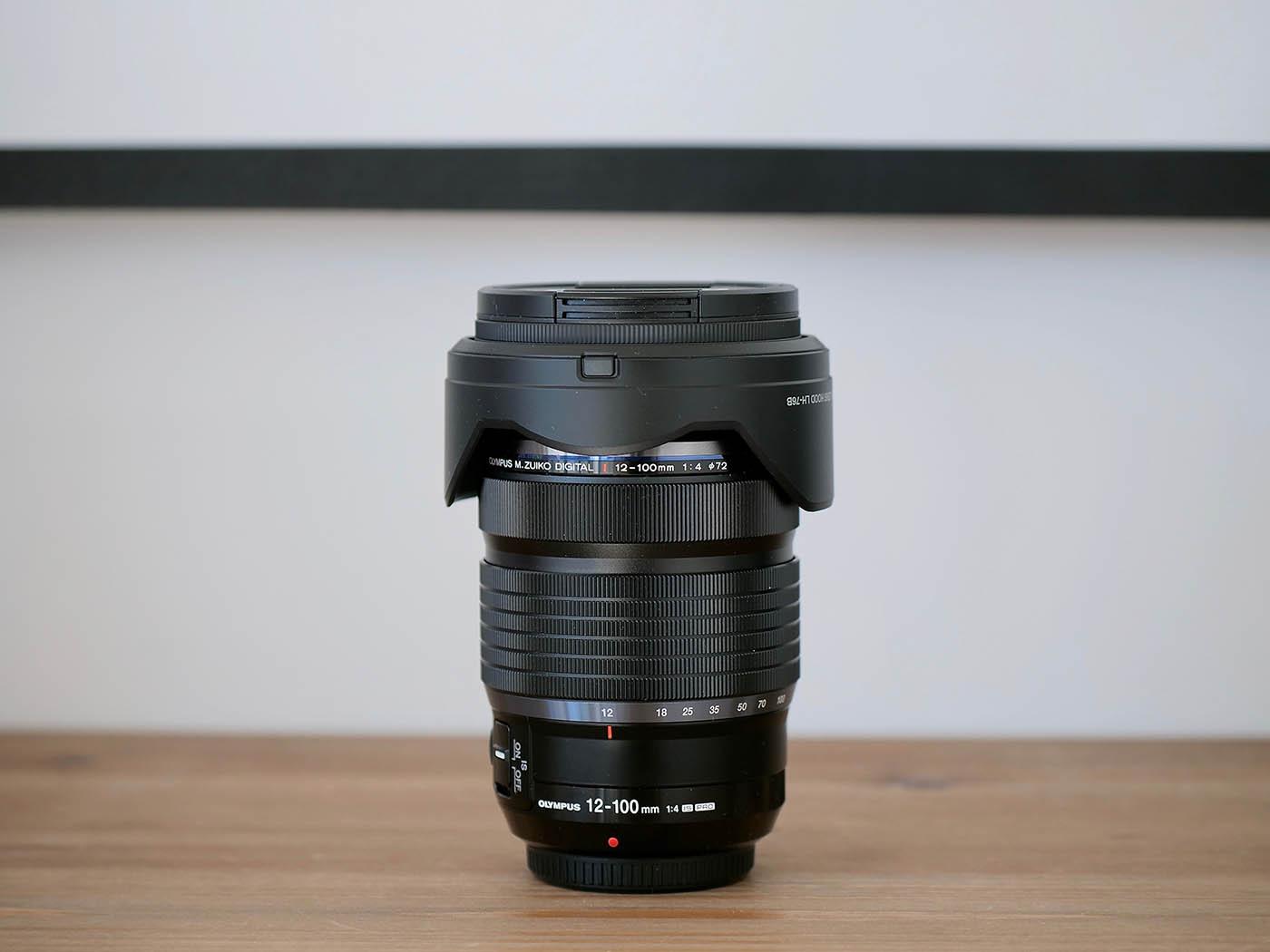 Olympus Zuiko 12-100 mm F4.0 IS Pro