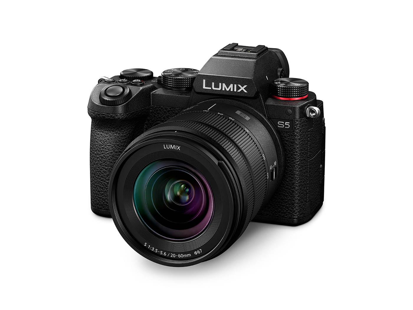 Panasonic Lumix S5 + S 20-60 mm