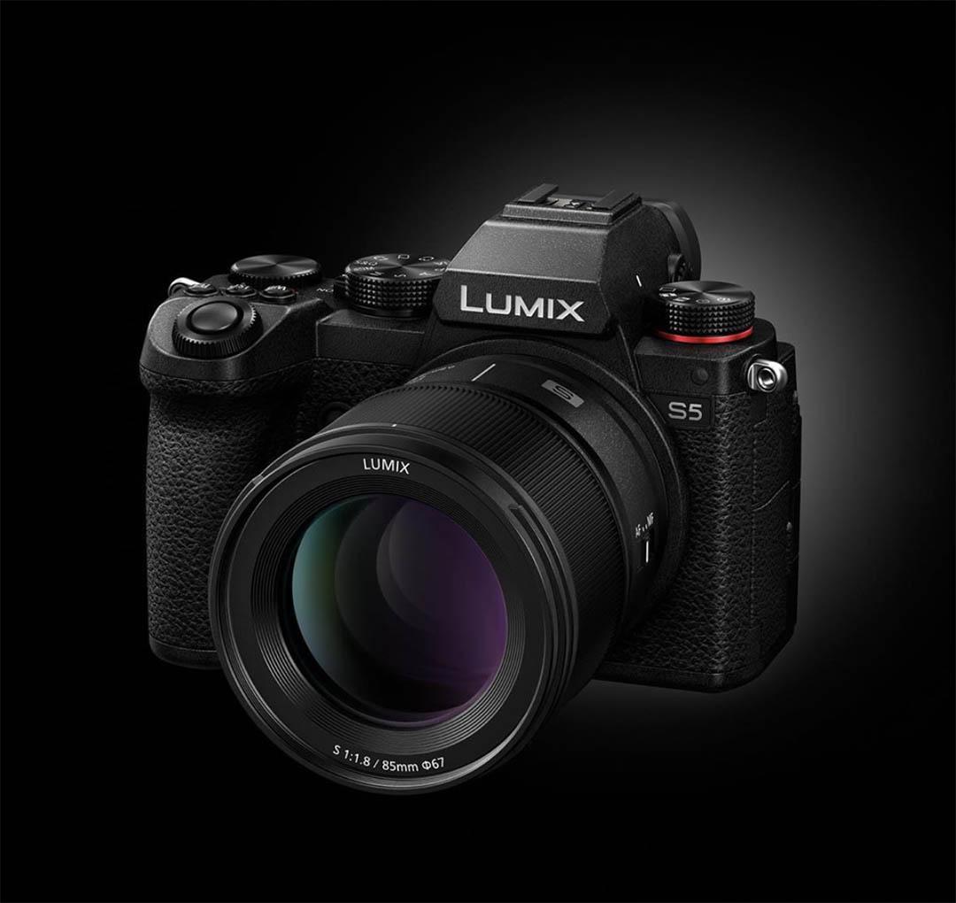 Lumix S 85 mm f1.8