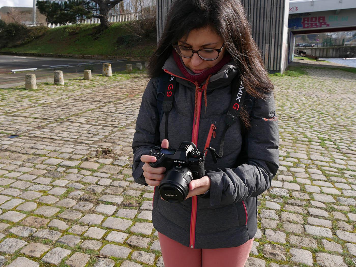 Le Lumix G9 est-il un appareil photo pour débutant ?