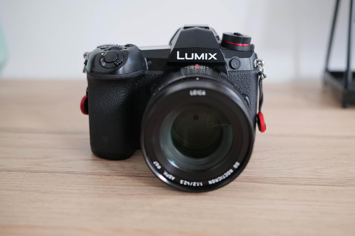 tutoriel pour débuter avec un Lumix G9