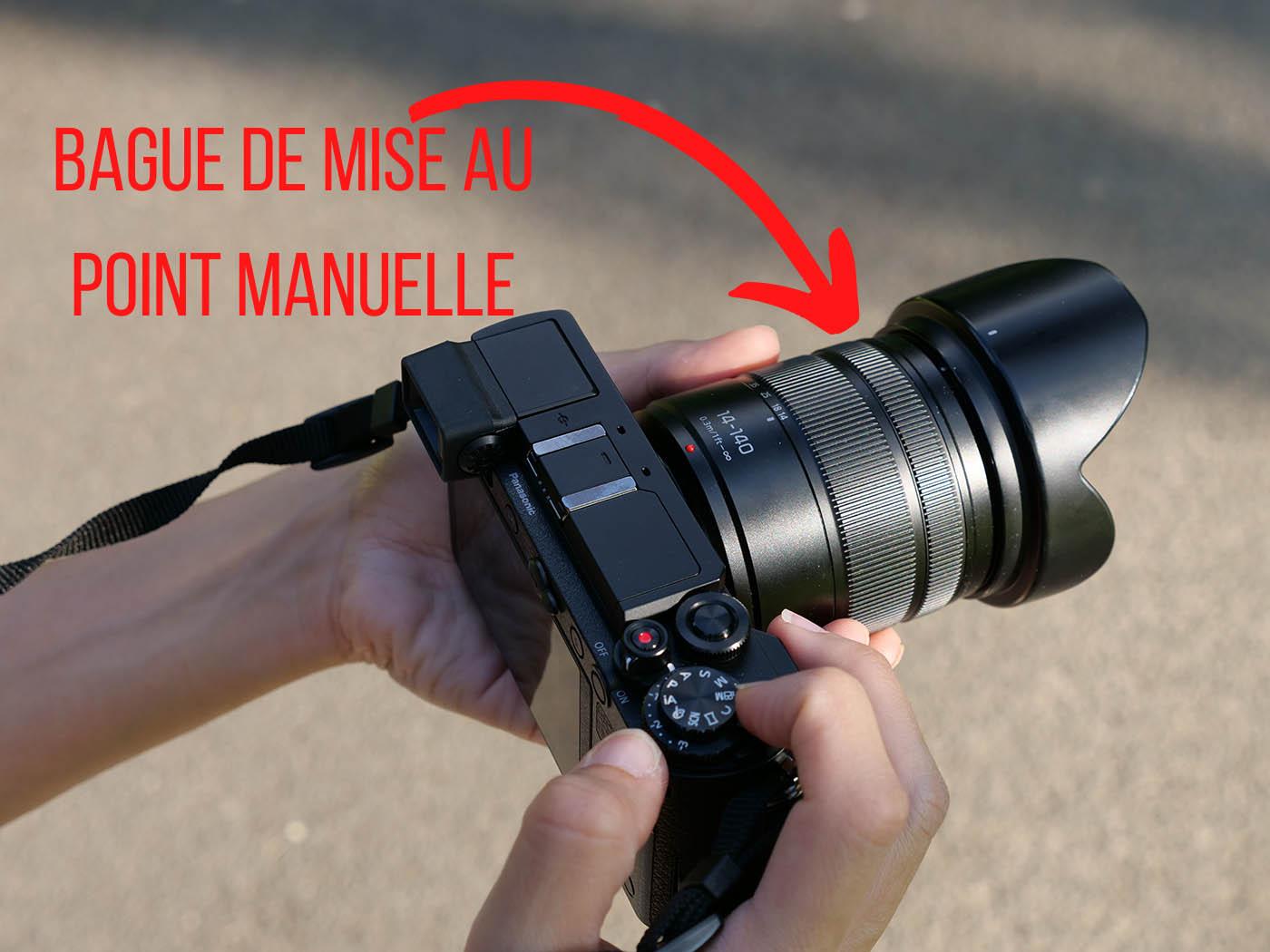 choix objectif photo et autofocus