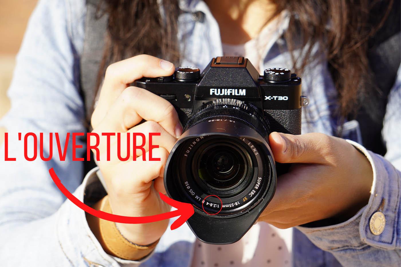 comment choisir un objectif photo en fonction de son ouverture